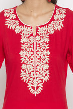 Load image into Gallery viewer, Embroidered Kurta-5