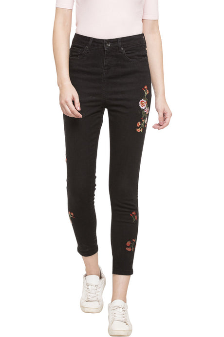 Embroidered Denims-1