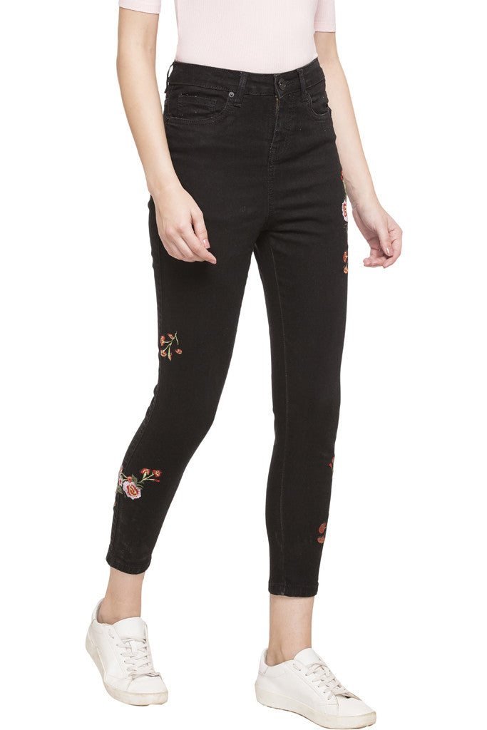 Embroidered Denims-4