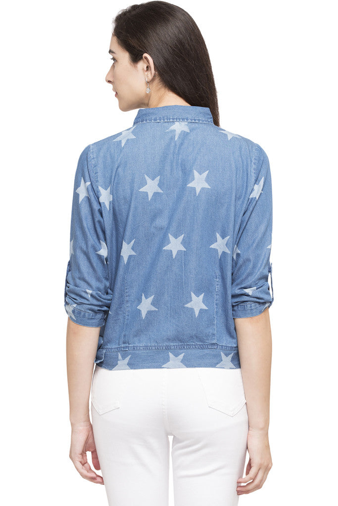 Star Denim Jacket-3