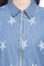 Load image into Gallery viewer, Star Denim Jacket-6