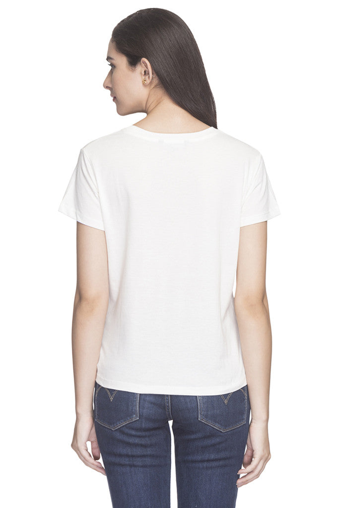 One-liner Print T-shirt-3