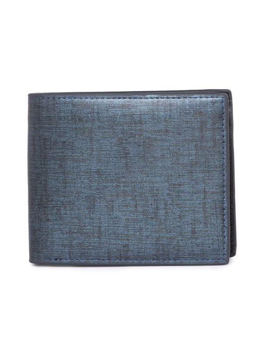 Solid Denim Wallet-1