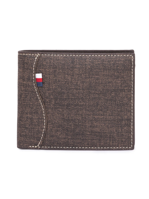Dark Grey Casual Wallet-1