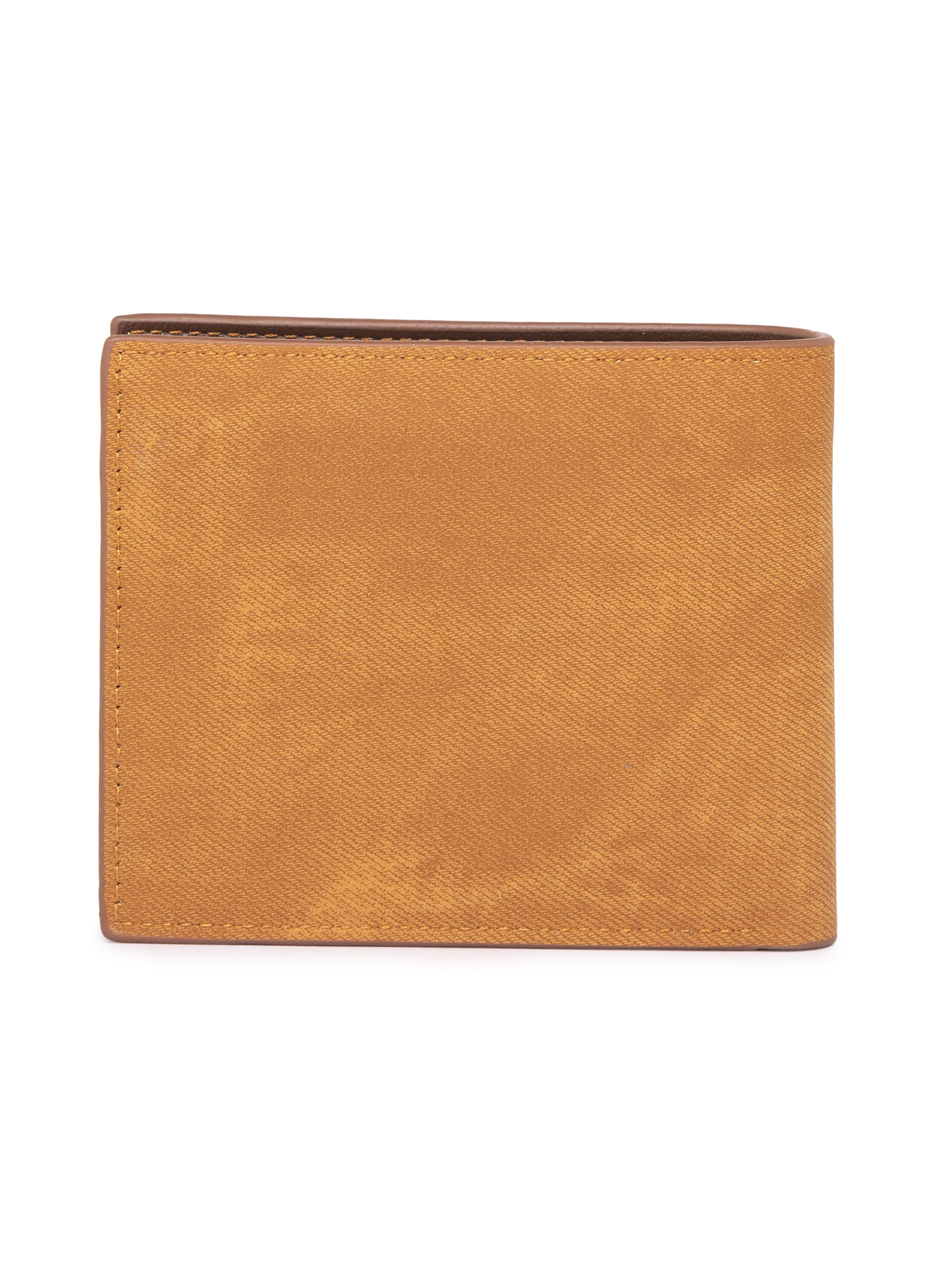 Solid Tan Wallet-2