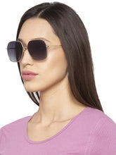 Load image into Gallery viewer, Grey Aviator Sunglasses-5