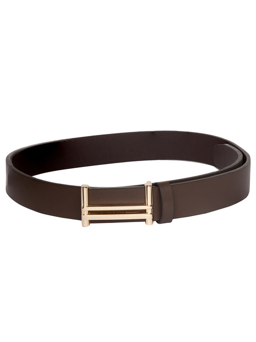 Classic Brown Casual Belt-1