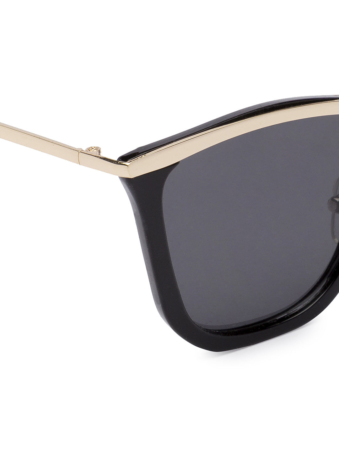 Black Full Rim Wayfarer Sunglasses-4