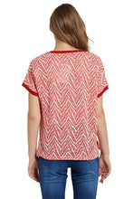 Load image into Gallery viewer, Tribal Dolman Sleeve Top-3