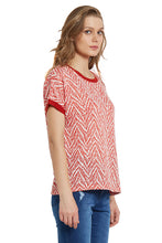 Load image into Gallery viewer, Tribal Dolman Sleeve Top-4