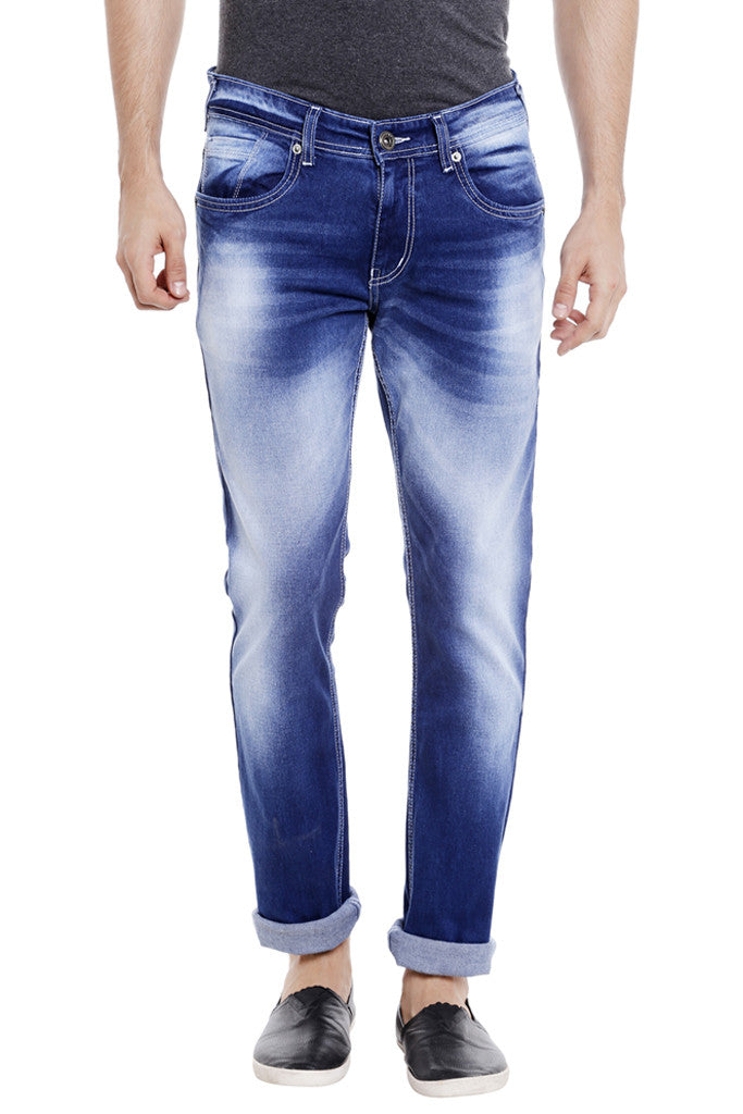 Indigo Blue Jeans for Men-1