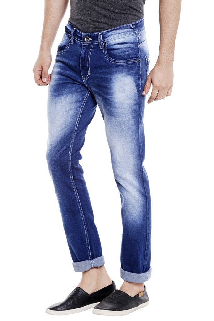 Indigo Blue Jeans for Men-2