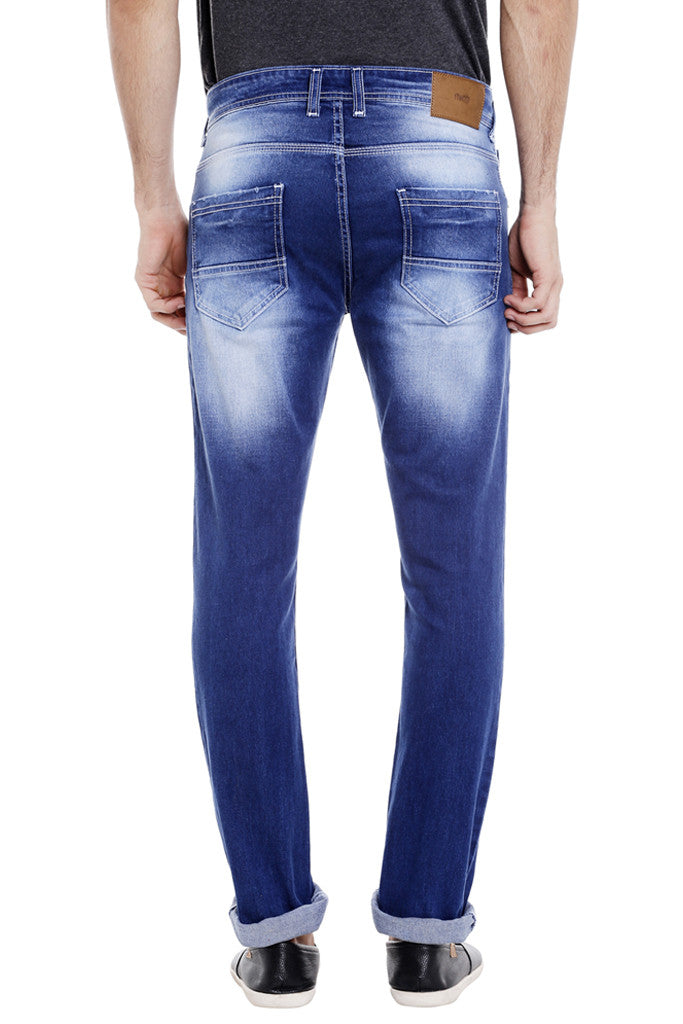 Indigo Blue Jeans for Men-3