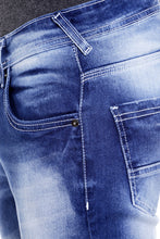Load image into Gallery viewer, Indigo Blue Jeans for Men-6