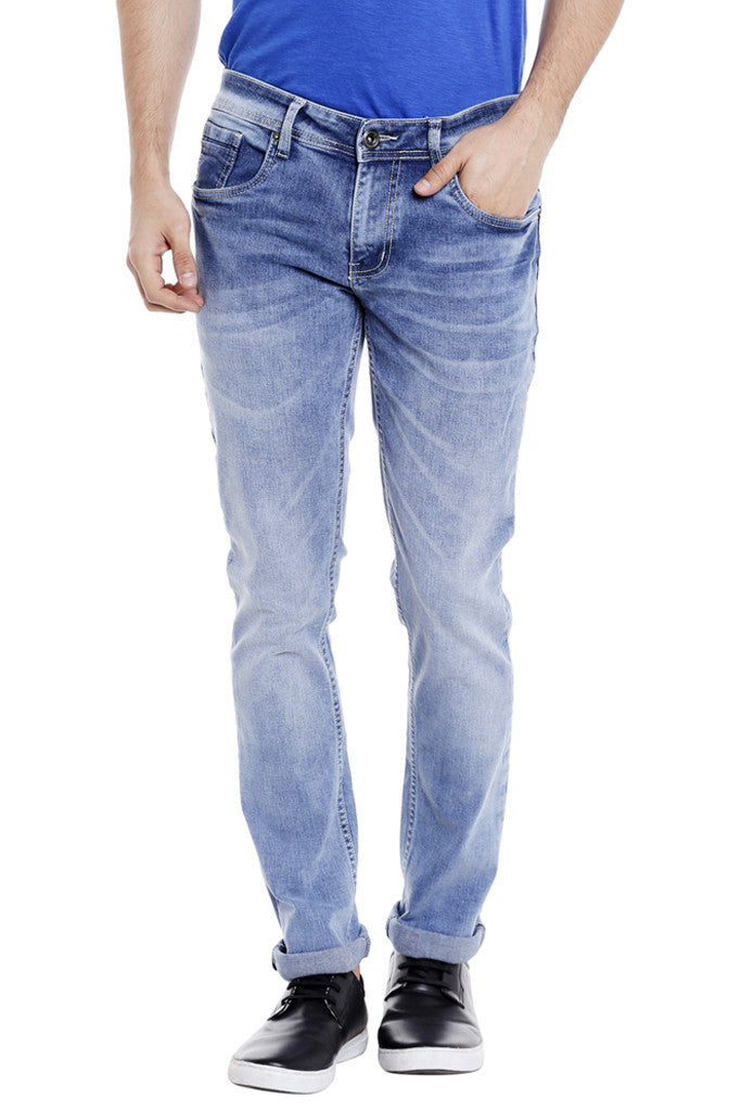 Whisker Jeans for Men-1