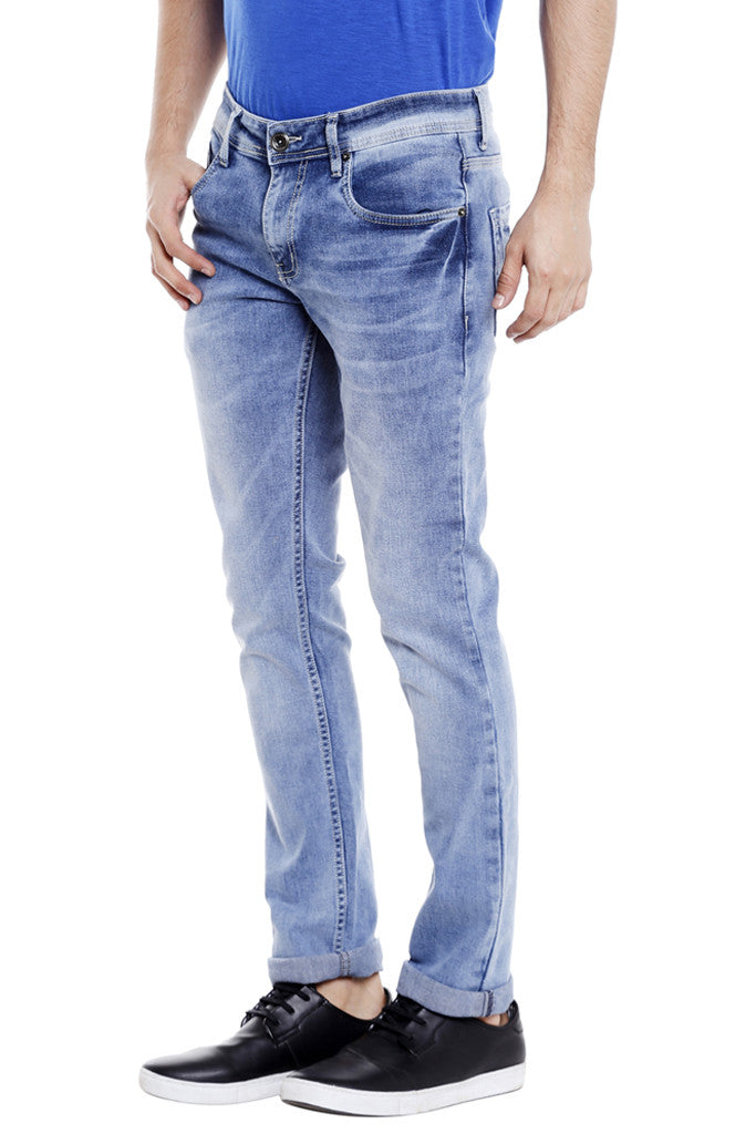 Whisker Jeans for Men-2