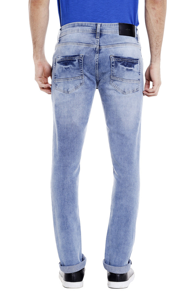 Whisker Jeans for Men-3