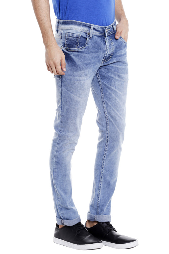 Whisker Jeans for Men-4