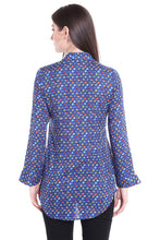 Load image into Gallery viewer, Printed Tunic Top-3
