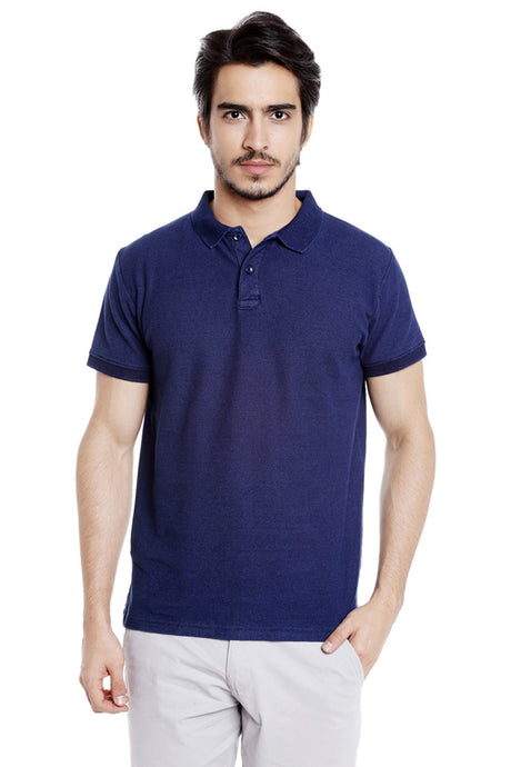 Solid T-Shirt for Men-1