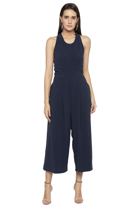 Back Crossover Jumpsuit-1
