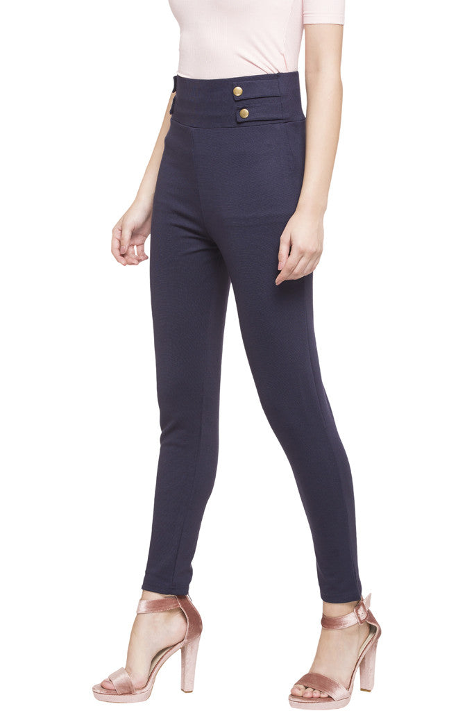 High Waist Leggings-2