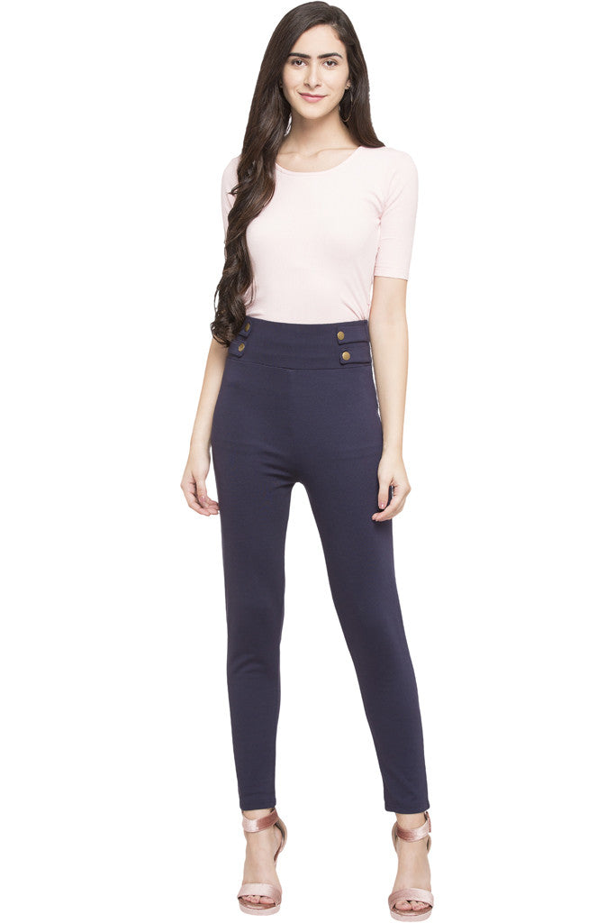High Waist Leggings-5