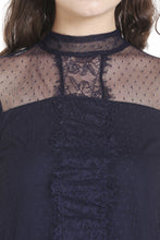 Load image into Gallery viewer, Dobby Lace Cap Sleeve Top-6