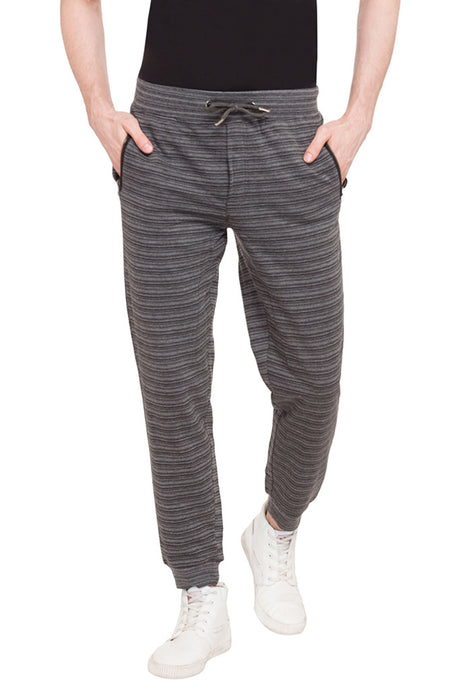 Striped Joggers-1