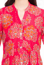 Load image into Gallery viewer, Floral Print Kurta-6