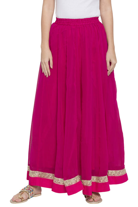 Ethnic Long Skirt-1