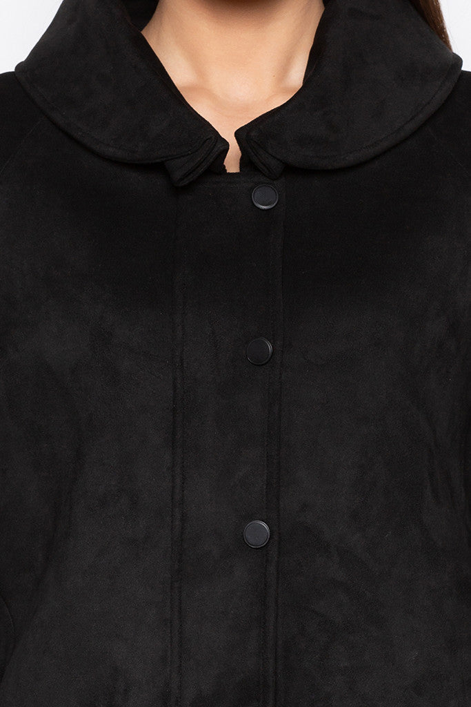 Black Welt Pocket Jacket-5