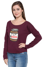 Load image into Gallery viewer, Nutella Print Sweatshirt-4