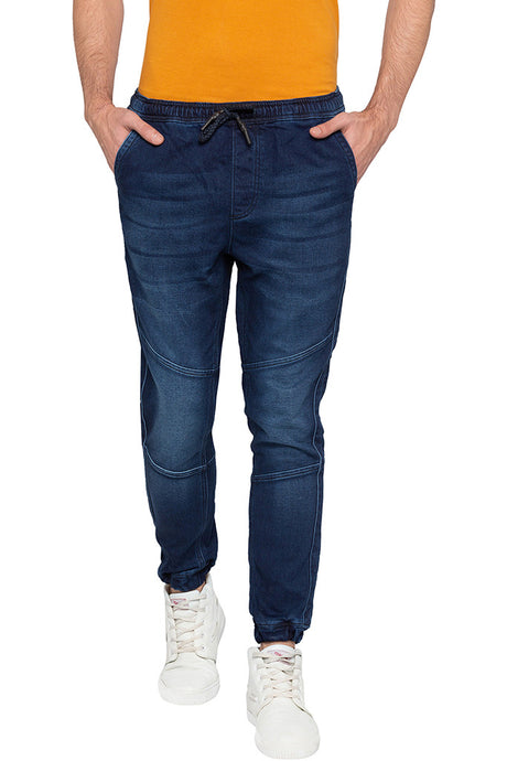 Joggers Fit Denims-1