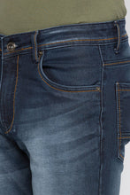 Load image into Gallery viewer, Dark Wash Slim Fit Denims-5