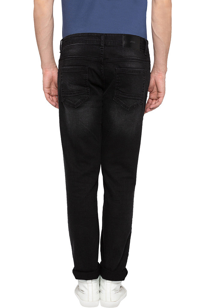 Low Rise Slim Fit Denims-3