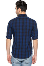 Load image into Gallery viewer, Tartan Check Casual Shirt-3
