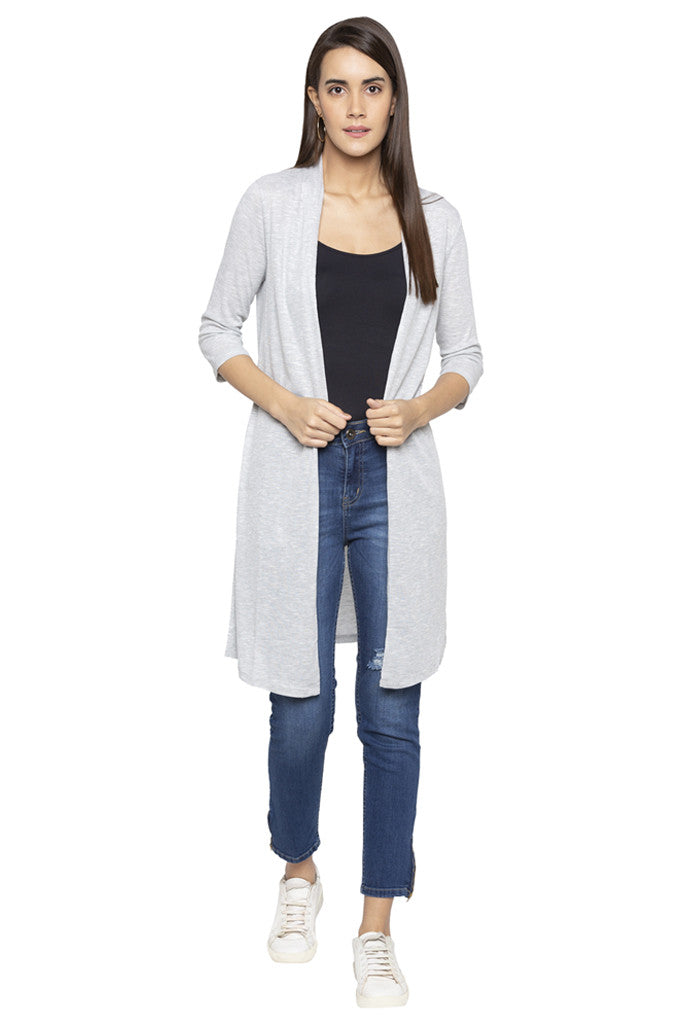 Knee Length Duster Shrug-2