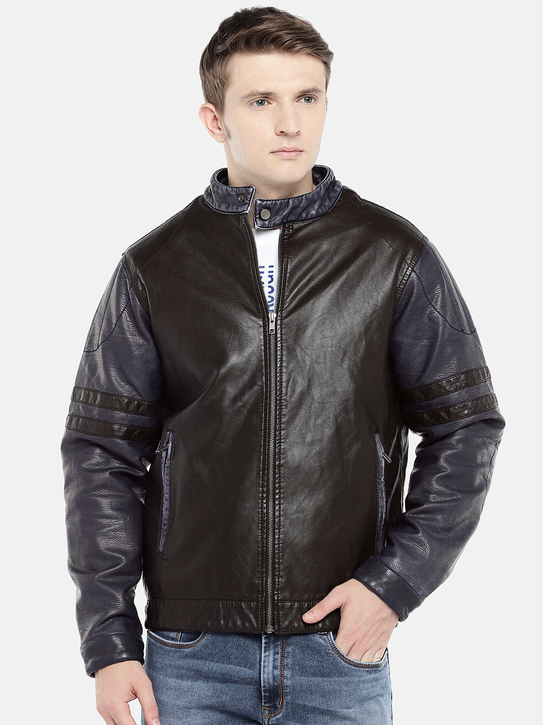 Black Solid Bomber-1
