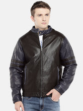 Load image into Gallery viewer, Black Solid Bomber-1