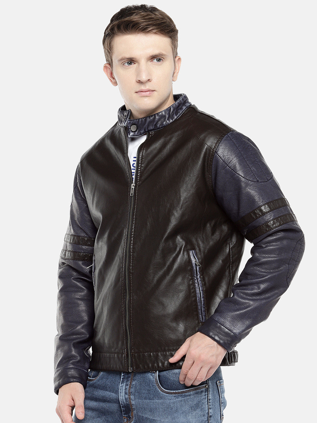 Black Solid Bomber-2