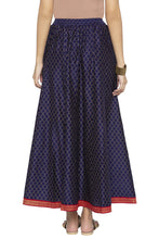 Load image into Gallery viewer, Ethnic Print Flared Skirt-3