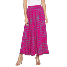 Load image into Gallery viewer, Pink Printed Skirts-1