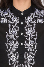 Load image into Gallery viewer, Embroidered Bodice Kurta-5
