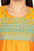 Load image into Gallery viewer, Embroidered Ethnic Kurta-5