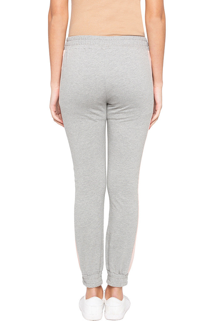 Side Band Knit Joggers-3