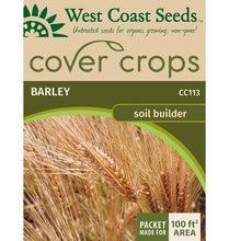Load image into Gallery viewer, West Coast - Barley