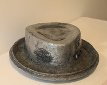 Load image into Gallery viewer, French milliners cast aluminium 'Pork Pie' hat block