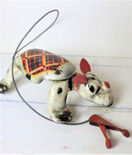 Load image into Gallery viewer, English tinplate toy Mobo Scottie Dog