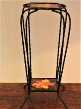 Load image into Gallery viewer, French vintage Vallauris plant stand